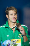 Chad Le Clos Royalty Free Stock Image