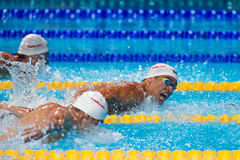 Chad Le Clos ( RSA) Royalty Free Stock Photo