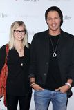 Chad Michael Murray,. Chad Michael Murray  at Google And T-Mobile Celebrate The Launch Of Google Music, Mr. Brainwash Studios, Los Angeles, CA 11-16-11 Stock Images
