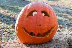 CHADDS福特, PA - 10月26日:伟大的南瓜雕刻2013年10月26日的Carve比赛 库存照片