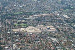 Chadstone shopping centre. Melbourne, Australia - September 15, 2009: aerial view of Chadstone Shopping Centre, Melbourne's largest shopping centre.  Shot from a Stock Image