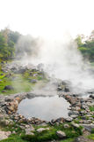 Chae Son Hot Spring Royaltyfria Bilder