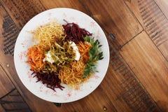 Chafan (Azerbejdżan kuchnia) Zdjęcia Royalty Free