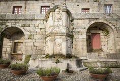 Chafariz das três bicas - Castelo Novo Obraz Stock
