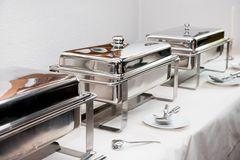 Free Chafing Dish Stock Image - 10763531