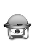 Chafing Dish. Kitchen concept,3d&computer generated Stock Image