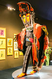 Chagall exhibition Royalty Free Stock Photography