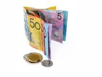 Chage do dinheiro Imagens de Stock Royalty Free