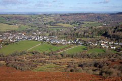 Chagford, Devon Stock Images