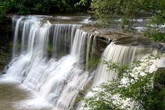 Chagrin Falls royalty free stock photography