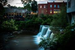 Chagrin Falls Images libres de droits