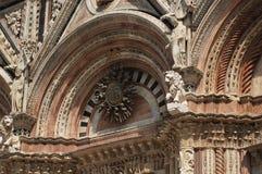 Chahedral de Siena Fotografía de archivo libre de regalías