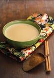 chai mjölkar tea Fotografering för Bildbyråer