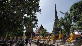 chai mongkhonwat yai Royaltyfria Foton