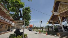 chai mongkhonwat yai Royaltyfri Foto