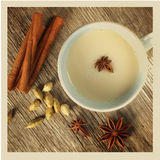 Chai tea Stock Images