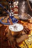 Chai Tea Latte photo libre de droits