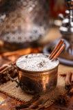 Chai Tea Latte photographie stock
