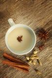 Chai tea Stock Photo