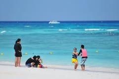 Chai wyspy piękna plaża Zdjęcie Stock