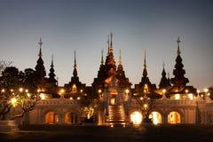 CHAIANG MAI, ΤΑΪΛΑΝΔΗ - 26 ΙΑΝΟΥΑΡΊΟΥ 2014: Το θέρετρο πολυτέλειας: Μ Στοκ φωτογραφία με δικαίωμα ελεύθερης χρήσης