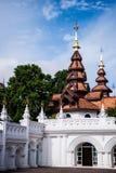 CHAIANG MAI, THAILAND - 20. SEPTEMBER 2014: Das Luxus-Resort, Mandarin Oriental Dhara Dhevi Stockfotos