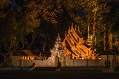 CHAIANG MAI, THAILAND - 20. SEPTEMBER 2014: Das Luxus-Resort, Mandarin Oriental Dhara Dhevi Chiangmai in Thailand Stockfoto
