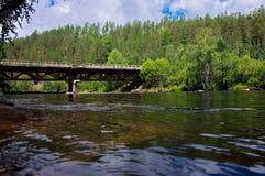 Chaim rzeka Obraz Stock