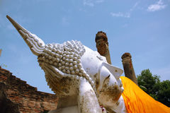 Chaimongkol-Tempel Stockbilder