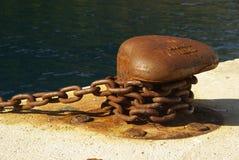 Chain 02 Stockfotografie