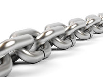 Chain. Stock Images
