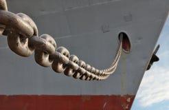 Chain. Stock Image