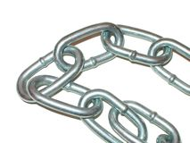 Chain 2 stock photo