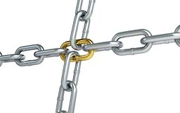 Chain Royalty Free Stock Image