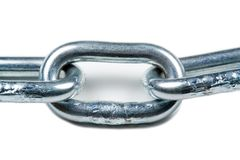Chain. Links stock images