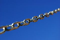 Chain Royalty Free Stock Photo
