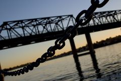 Free Chain And Bridge Stock Images - 1282914