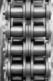 Chain And Cogwheel Royalty Free Stock Photos