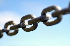 Chain anknyter Royaltyfri Fotografi