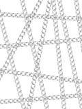 Chain background Stock Photo