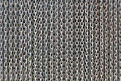 Chain background Stock Photography