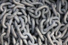 Chain bakgrund Arkivfoto