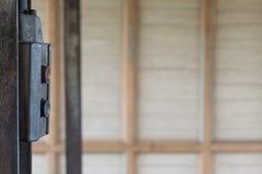 Chain block för stål (strömbrytarekontroll) Royaltyfria Foton