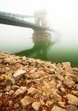 Chain Bridge Stock Images