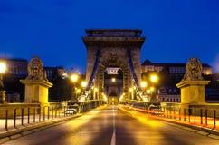 Free Chain Bridge Stock Photo - 31133940