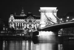 Chain bridge Stock Photography