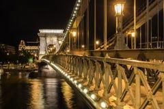 The Chain Bridge Royalty Free Stock Image