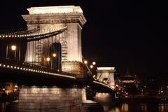 The Chain Bridge Stock Images