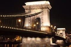 The Chain Bridge Stock Photography