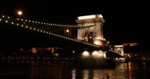 Chain Bridge Royalty Free Stock Image
